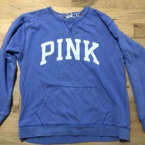 Victoria's Secret PINK crew neck sweatshirt